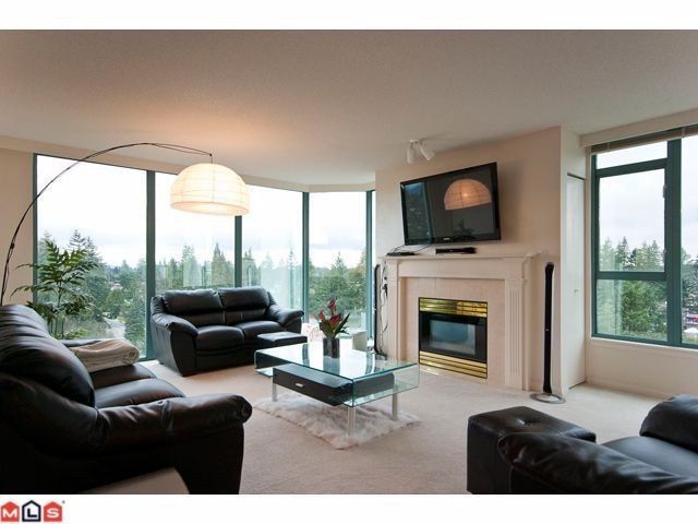 """Main Photo: # 1004 32330 S FRASER WY in Abbotsford: Abbotsford West Condo for sale in """"Town Centre"""" : MLS®# F1109676"""