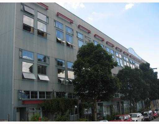 """Main Photo: 219 336 E 1ST Avenue in Vancouver: Mount Pleasant VE Condo for sale in """"ARTECH"""" (Vancouver East)  : MLS®# V675082"""