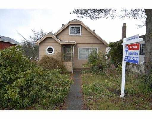 Main Photo: 563 E 31ST Avenue in Vancouver: Fraser VE House for sale (Vancouver East)  : MLS®# V682187