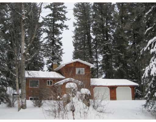 """Main Photo: 11490 LAKESIDE Drive in Prince_George: Ness Lake House for sale in """"NESS LAKE"""" (PG Rural North (Zone 76))  : MLS®# N178869"""