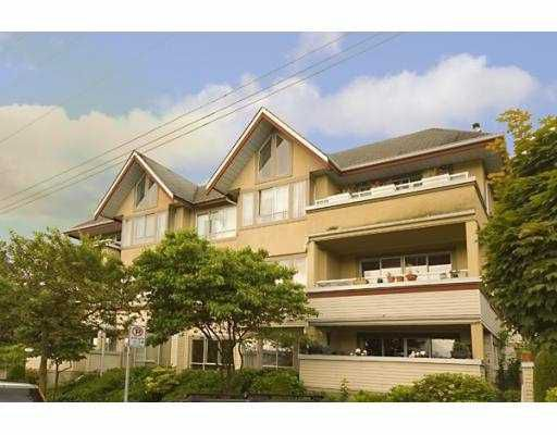"""Main Photo: 213 1890 W 6TH Avenue in Vancouver: Kitsilano Condo for sale in """"HERITAGE AT CYPRESS"""" (Vancouver West)  : MLS®# V660444"""