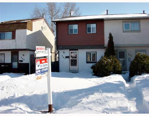 Main Photo: 342 HOUDE Drive in WINNIPEG: Fort Garry / Whyte Ridge / St Norbert Residential for sale (South Winnipeg)  : MLS®# 2802772
