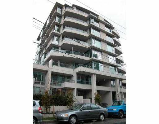 """Main Photo: 503 587 W 7TH Avenue in Vancouver: Fairview VW Condo for sale in """"AFFINITI"""" (Vancouver West)  : MLS®# V698799"""