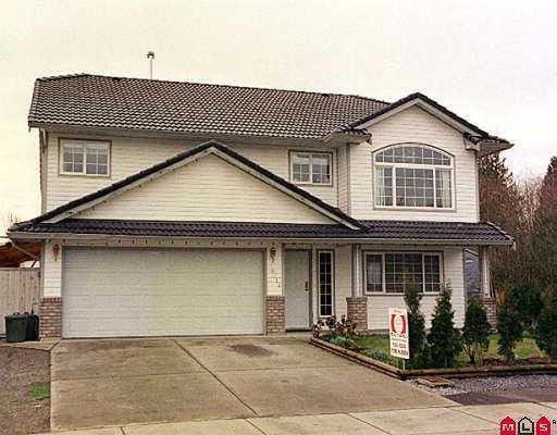 Main Photo: 30512 ROBIN Drive in Abbotsford: Abbotsford West House for sale : MLS®# F2816692