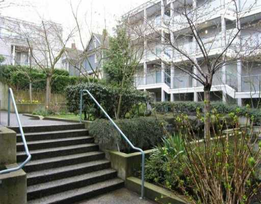 """Main Photo: 1388 W 6TH Ave in Vancouver: Fairview VW Condo for sale in """"NOTTINGHAM"""" (Vancouver West)  : MLS®# V634802"""