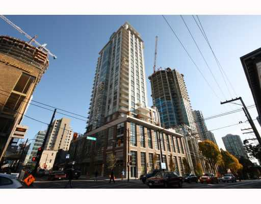 """Main Photo: 1905 565 SMITHE Street in Vancouver: Downtown VW Condo for sale in """"VITA AT SYMPHONY PLACE"""" (Vancouver West)  : MLS®# V795503"""
