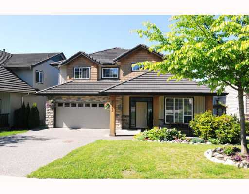 "Main Photo: 23712 ROCK RIDGE DR in Maple Ridge: Silver Valley House for sale in ""ROCKRIDGE"" : MLS®# V769387"