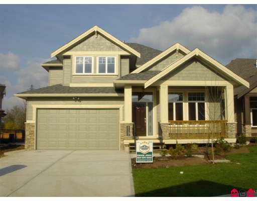 """Main Photo: 21171 83B Avenue in Langley: Willoughby Heights House for sale in """"Yorkson"""" : MLS®# F2721888"""