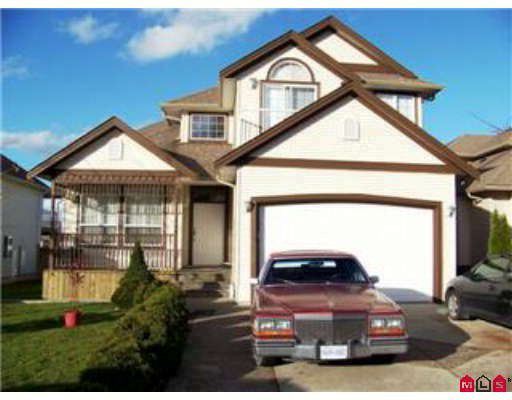 Main Photo: 31627 PINNACLE Place in Abbotsford: Abbotsford West House for sale : MLS®# F2806494