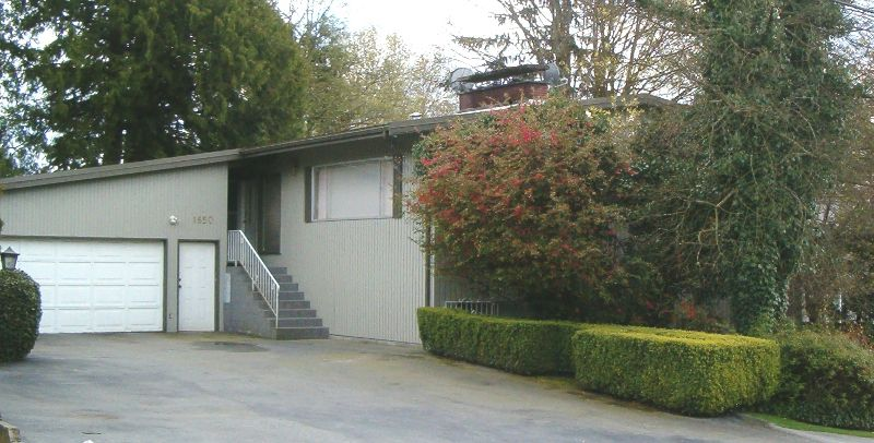 Main Photo: 1650 Fell Avenue in Burnaby: Parkcrest House for sale (Burnaby North)  : MLS®# V93005725