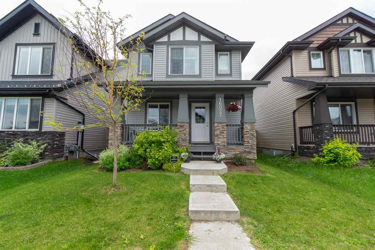 Main Photo: 16027 12 Avenue in Edmonton: Zone 56 House for sale : MLS®# E4165370