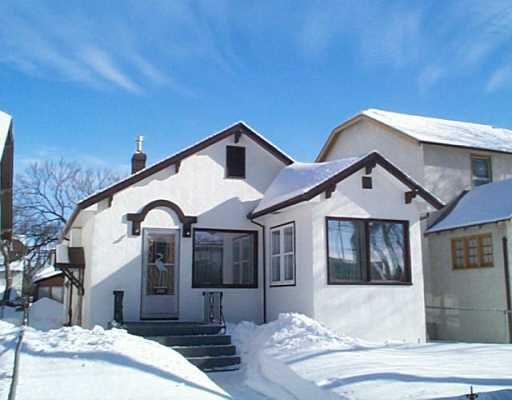 Main Photo: 223 MACHRAY Avenue in Winnipeg: North End Single Family Detached for sale (North West Winnipeg)  : MLS®# 2502890