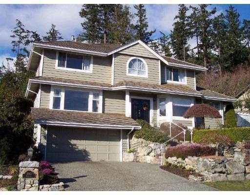 Main Photo: 5065 Pinetree Cr in West Vancouver: Caulfeild House for sale : MLS®# V753479