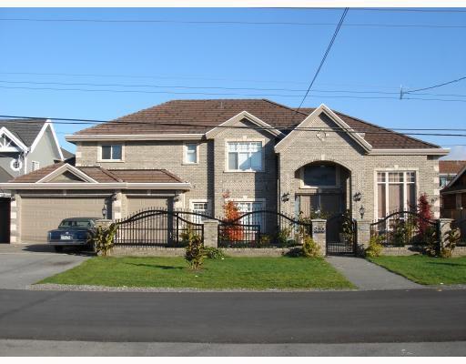Main Photo: 8620 HEATHER Street in Richmond: Garden City House for sale : MLS®# V678537