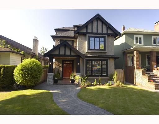 Main Photo: 53 W 20TH Avenue in Vancouver: Cambie House for sale (Vancouver West)  : MLS®# V715284