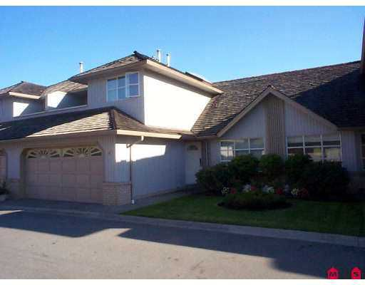 """Main Photo: 66 8560 162ND ST in Surrey: Fleetwood Tynehead Townhouse for sale in """"Lakewood Green"""" : MLS®# F2620085"""