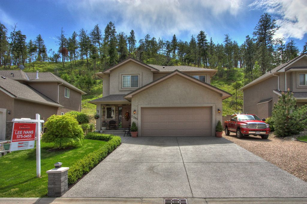 Main Photo: 2385 Selkirk Drive in Kelowna: Dilworth Mountain Residential Detached for sale : MLS®# 10034559