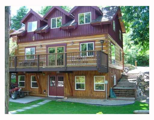 Main Photo: 6202 LOOKOUT Lane in Sechelt: Sechelt District House for sale (Sunshine Coast)  : MLS®# V648771