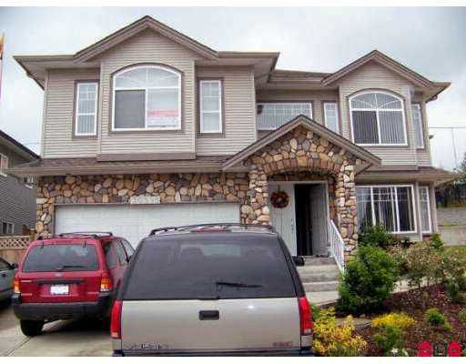 Main Photo: 30598 GARNET Place in Abbotsford: Abbotsford West House for sale : MLS®# F2714888