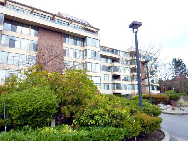 "Main Photo: # 609 2101 MCMULLEN AV in Vancouver: Quilchena Condo for sale in ""ARBUTUS VILLAGE"" (Vancouver West)  : MLS®# V865100"