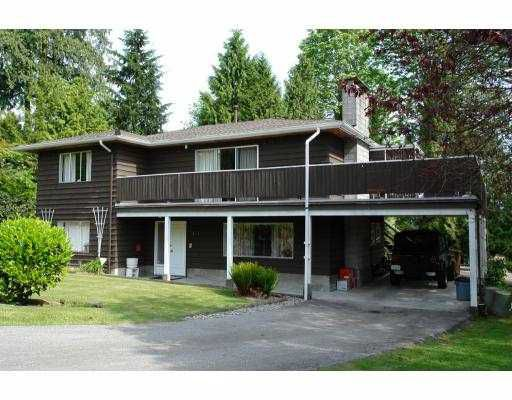 """Main Photo: 3131 TIDE Place in Coquitlam: Ranch Park House for sale in """"RANCH PARK"""" : MLS®# V656849"""