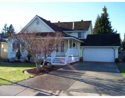 "Main Photo: 12029 DOVER Street in Maple_Ridge: West Central House for sale in ""GARY OAKS"" (Maple Ridge)  : MLS®# V679487"