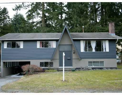 Main Photo: 3481 LIVERPOOL ST in Port Coquitlam: House for sale : MLS®# V752628