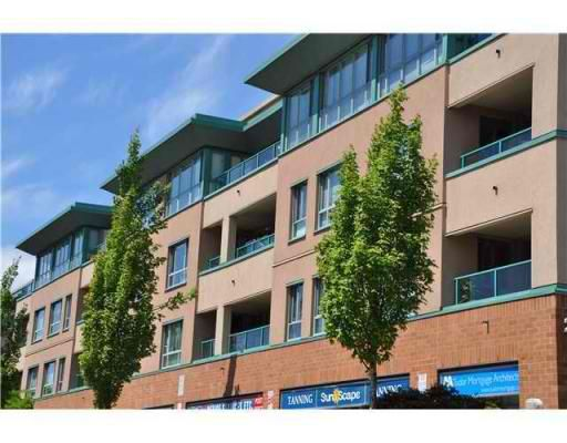 Main Photo: # 404 223 MOUNTAIN HY in North Vancouver: Lynnmour Condo for sale : MLS®# V899286