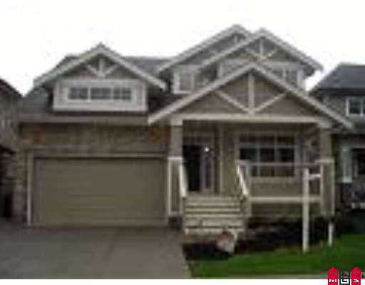 """Main Photo: 20050 74TH Avenue in Langley: Willoughby Heights House for sale in """"Jerico Ridge"""" : MLS®# F2726524"""