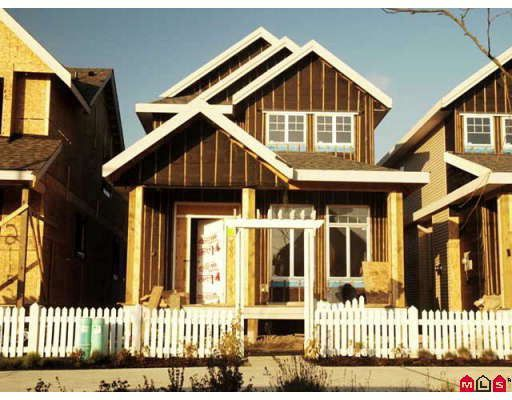 """Main Photo: 21161 83RD Avenue in Langley: Willoughby Heights House for sale in """"YORKSON"""" : MLS®# F2728666"""