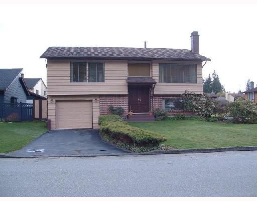 Main Photo: 3536 CHESTNUT Street in Port_Coquitlam: Lincoln Park PQ House for sale (Port Coquitlam)  : MLS®# V698338