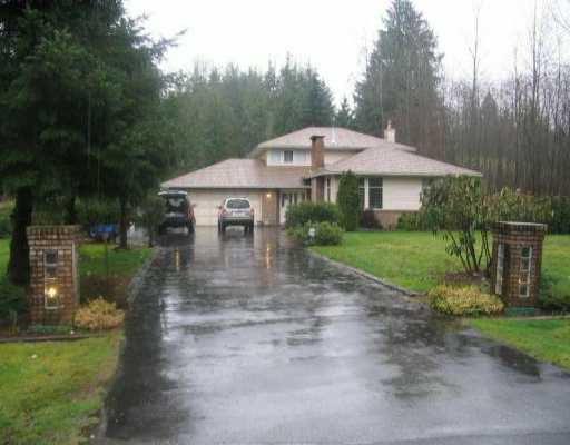 Main Photo: 12130 269TH Street in Maple Ridge: Northeast House for sale : MLS®# V636442