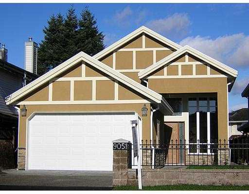 Main Photo: 9051 DOLPHIN AV in Richmond: Garden City House for sale : MLS®# V572576
