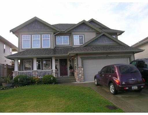"""Main Photo: 23716 110B AV in Maple Ridge: Cottonwood MR House for sale in """"COTTONWOOD"""" : MLS®# V580236"""