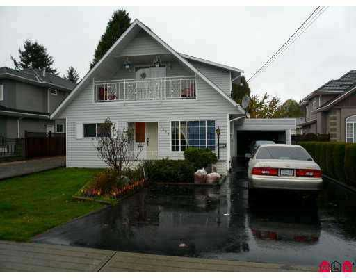 Main Photo: 6449 130TH Street in Surrey: West Newton House for sale : MLS®# F2723500