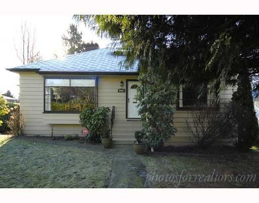Main Photo: 2008 W 57TH Avenue in Vancouver: S.W. Marine House for sale (Vancouver West)  : MLS®# V685693