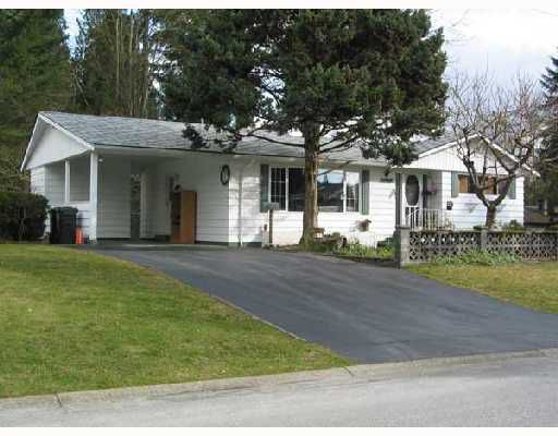 Main Photo: 3518 CARLISLE Street in Port_Coquitlam: Woodland Acres PQ House for sale (Port Coquitlam)  : MLS®# V693047