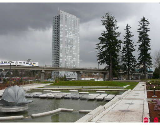 """Main Photo: 1501 13618 100 Street in Surrey: Whalley Condo for sale in """"Infinity I"""" (North Surrey)  : MLS®# F2807184"""