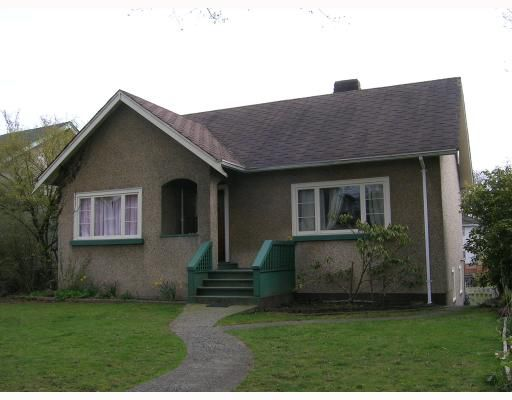 Main Photo: 2576 W 13TH Avenue in Vancouver: Kitsilano House for sale (Vancouver West)  : MLS®# V701986