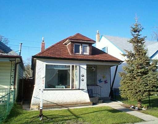 Main Photo: 251 HARBISON Avenue West in Winnipeg: East Kildonan Single Family Detached for sale (North East Winnipeg)  : MLS®# 2507097