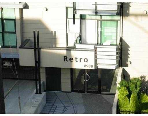 "Main Photo: 113 8988 HUDSON Street in Vancouver: Marpole Condo for sale in ""RETRO"" (Vancouver West)  : MLS®# V690682"