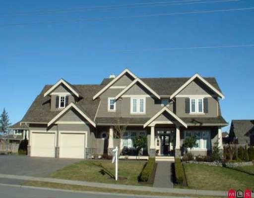 "Main Photo: 15971 HUMBERSIDE Avenue in Surrey: Morgan Creek House for sale in ""MORGAN CREEK"" (South Surrey White Rock)  : MLS®# F2805235"