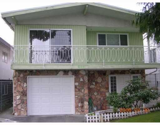 Main Photo: 2841 EUCLID Avenue in Vancouver: Collingwood Vancouver East House for sale (Vancouver East)  : MLS®# V645125