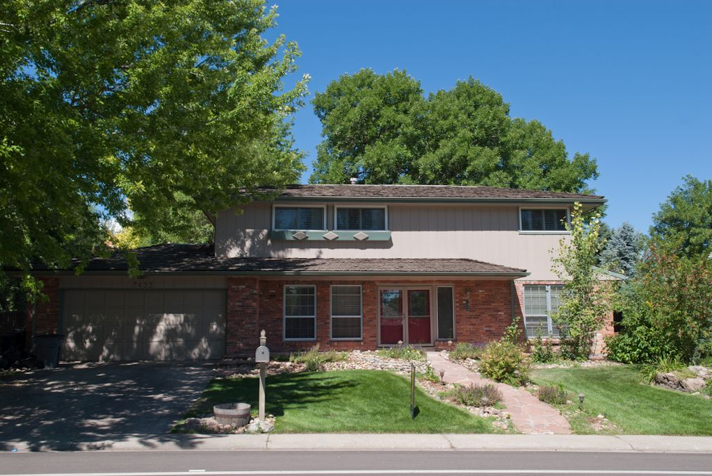 Main Photo: 7455 South Kendall Blvd in Littleton: Residential Detached for sale : MLS®# 915573