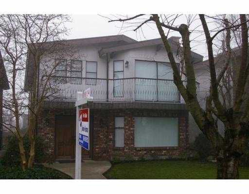 Main Photo: 772 W 66TH AV in Vancouver: Marpole House for sale (Vancouver West)  : MLS®# V567661