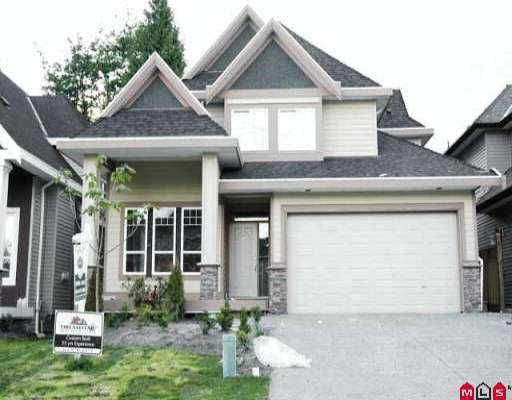 """Main Photo: 7383 200A ST in Langley: Willoughby Heights House for sale in """"Jericho Ridge"""" : MLS®# F2607111"""