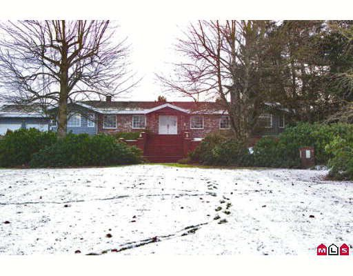 """Main Photo: 17490 HILLVIEW Place in Surrey: Grandview Surrey House for sale in """"COUNTRY WOODS"""" (South Surrey White Rock)  : MLS®# F2802060"""
