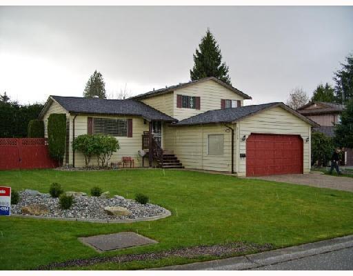 Main Photo: 21198 CUTLER Place in Maple_Ridge: Southwest Maple Ridge House for sale (Maple Ridge)  : MLS®# V697265