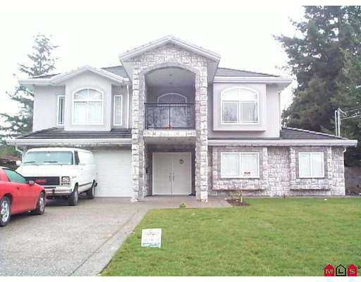 Main Photo: 8917 154TH ST in Surrey: Fleetwood Tynehead House for sale : MLS®# F2515668
