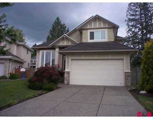 Main Photo: 11072 158B ST in Surrey: Fraser Heights House for sale (North Surrey)  : MLS®# F2616049